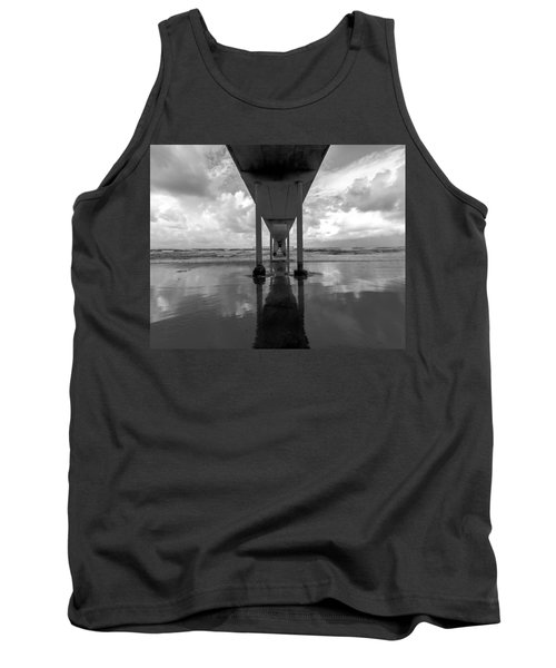 Tank Top featuring the photograph Untitled by Ryan Weddle