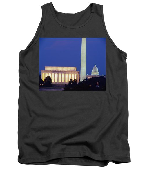 Washington Dc Tank Top by Panoramic Images