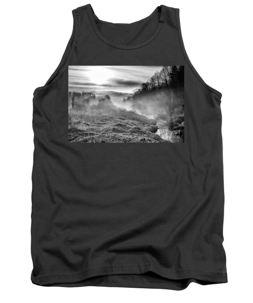 Tank Top featuring the photograph Winter Mist by Thomas R Fletcher