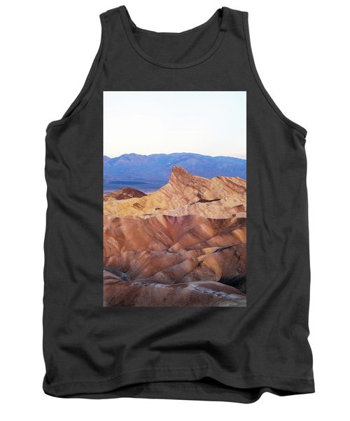 Zabriskie Point Tank Top by Catherine Lau