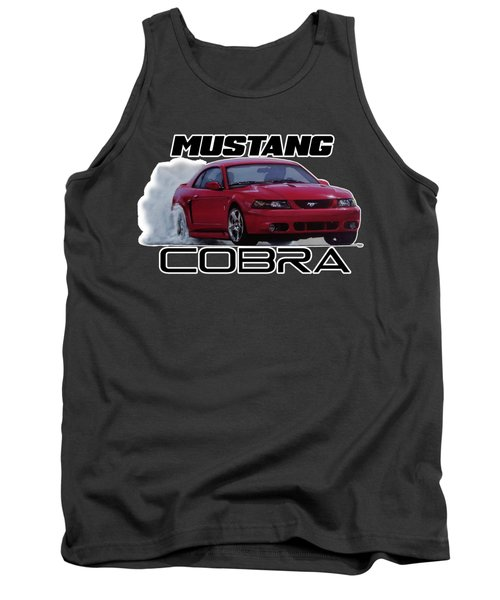 2004 Mustang Cobra Tank Top