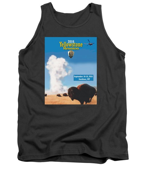 2016 Yellowstone Nps Reunion Tank Top