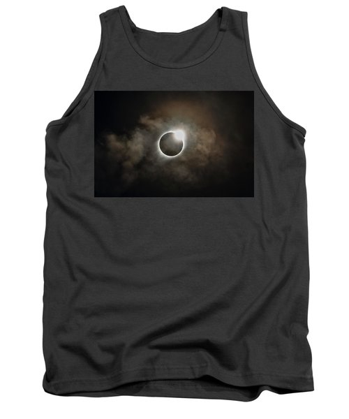 2017 Solar Eclipse Exit Ring Tank Top