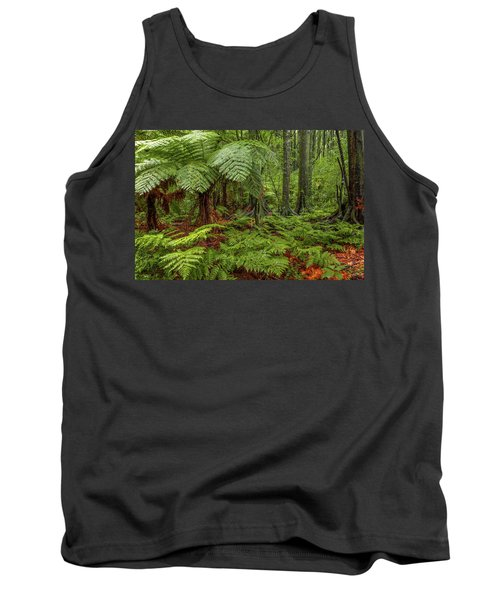 Tank Top featuring the photograph Jungle by Les Cunliffe