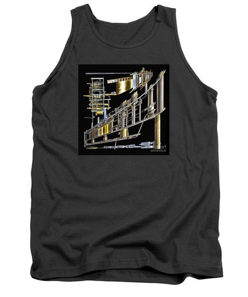 21st Century Erector Set ? Tank Top