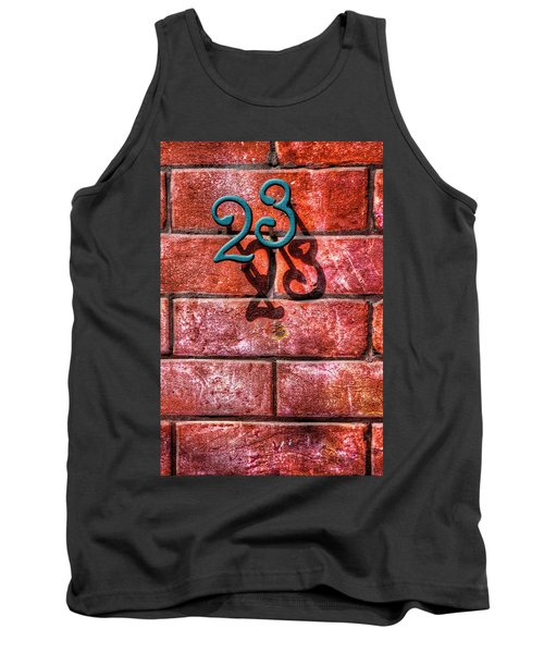 Tank Top featuring the photograph 23 by Paul Wear