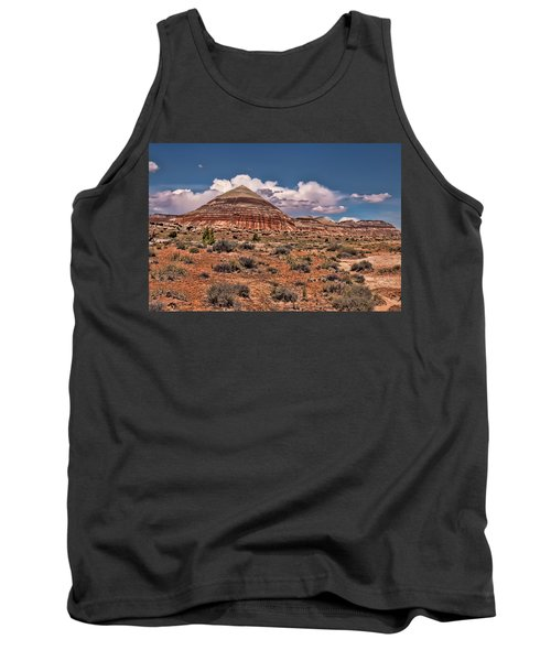 Capitol Reef National Park Catherdal Valley Tank Top
