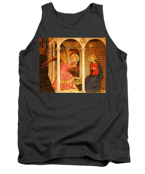 Fra Angelico  Tank Top by Fra Angelico