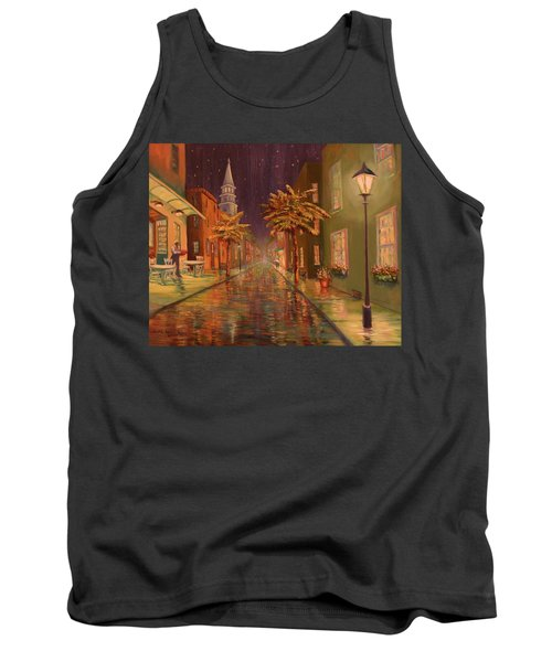 24 Hour Delivery Tank Top by Dorothy Allston Rogers