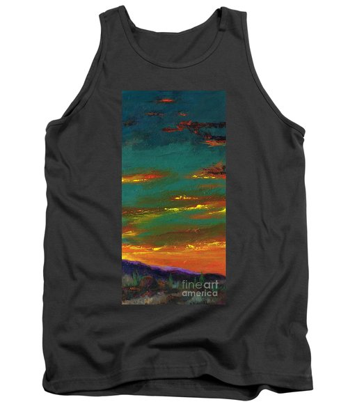 2nd In A Triptych Tank Top