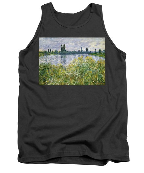 Banks Of The Seine, Vetheuil Tank Top