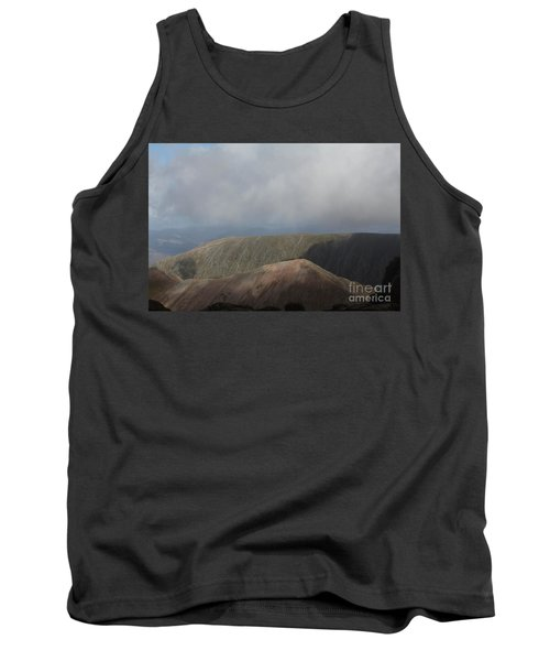 Ben Nevis Tank Top by David Grant