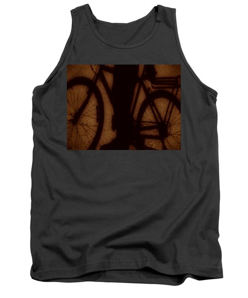 Bike Tank Top by Beto Machado