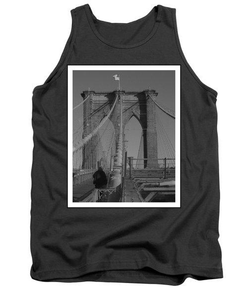 Brooklyn Bridge Tank Top