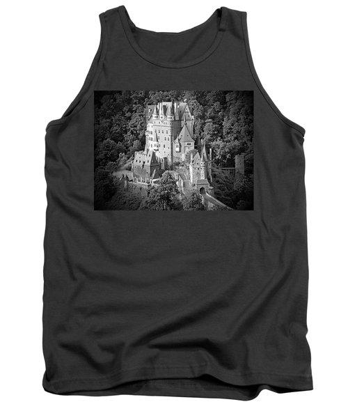 Tank Top featuring the photograph Burg Eltz - Moselle by Joseph Hendrix