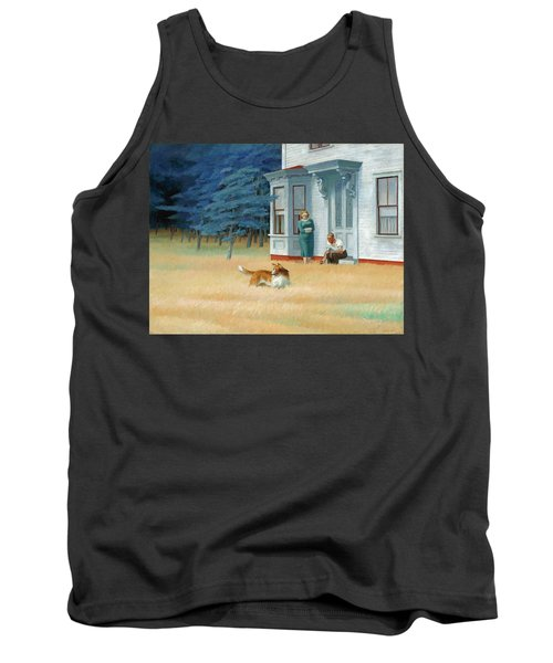 Cape Cod Evening Tank Top