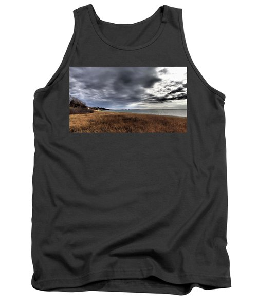 Dramatic Landscape At Elizabeth Morton Tank Top