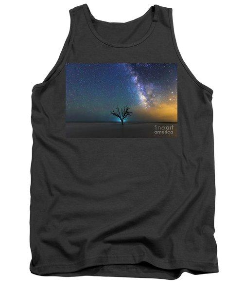 Edisto Island Milky Way Tank Top