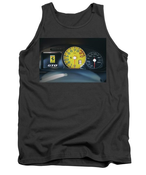 Tank Top featuring the photograph #ferrari #599gto #print by ItzKirb Photography
