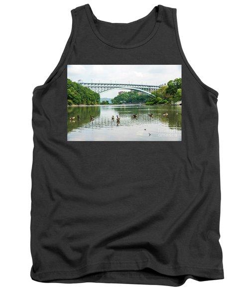 Henry Hudson Bridge Tank Top