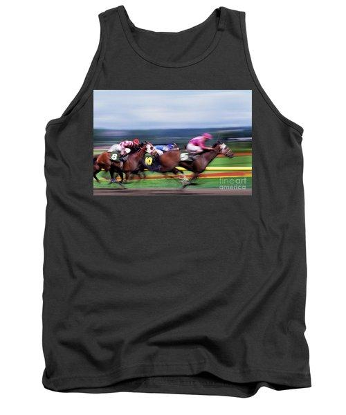 Horse Race Tank Top