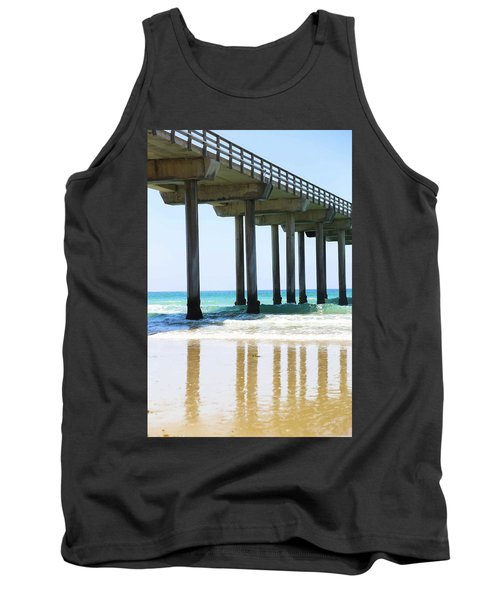 Into The Ocean Tank Top