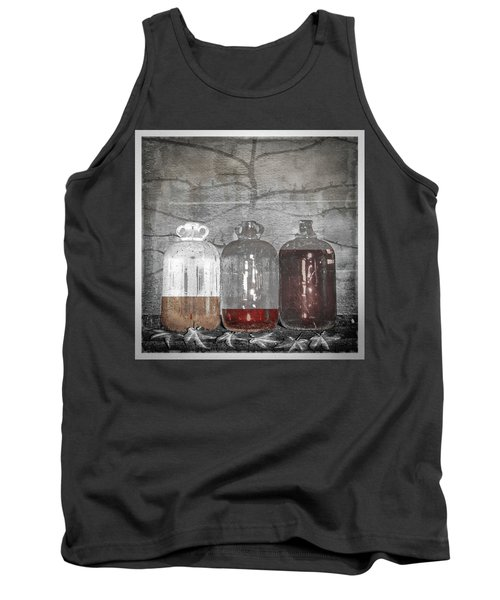 3 Jugs Tank Top by Marty Garland