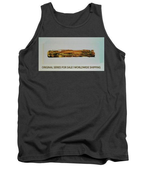 Series Abstract Worlds Only Originals For Sale Worldwide Shipping Tank Top
