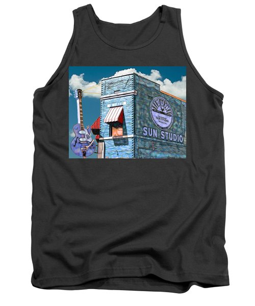 Sun Studio Collection Tank Top by Marvin Blaine