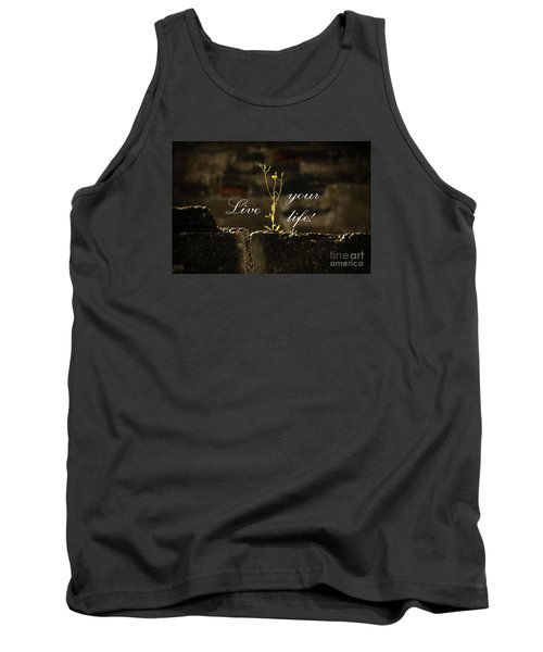 Survivor Tank Top