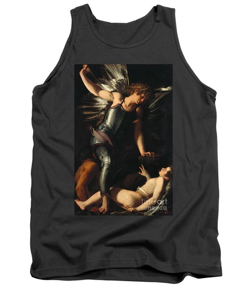The Divine Eros Defeats The Earthly Eros Tank Top