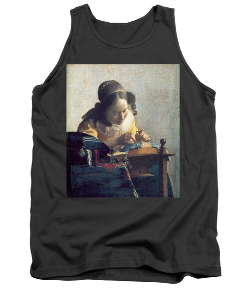 The Lacemaker Tank Top