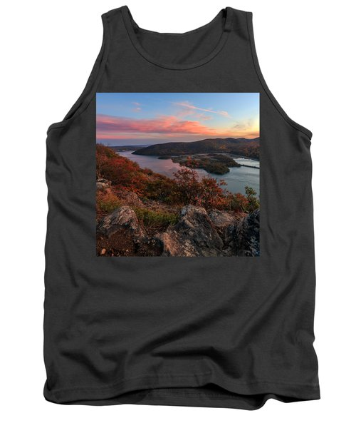 Tank Top featuring the photograph The View  by Anthony Fields
