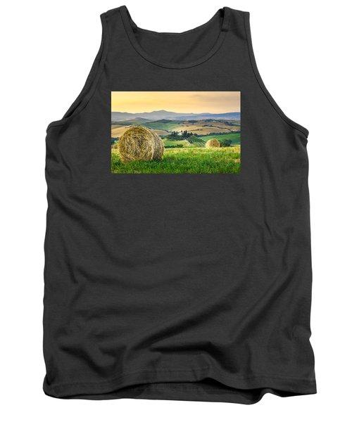Tuscany Morning Tank Top