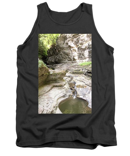 Watkins Glen New York Tank Top