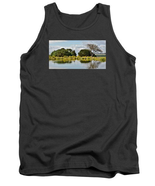 Tank Top featuring the photograph dead Tree by Werner Lehmann