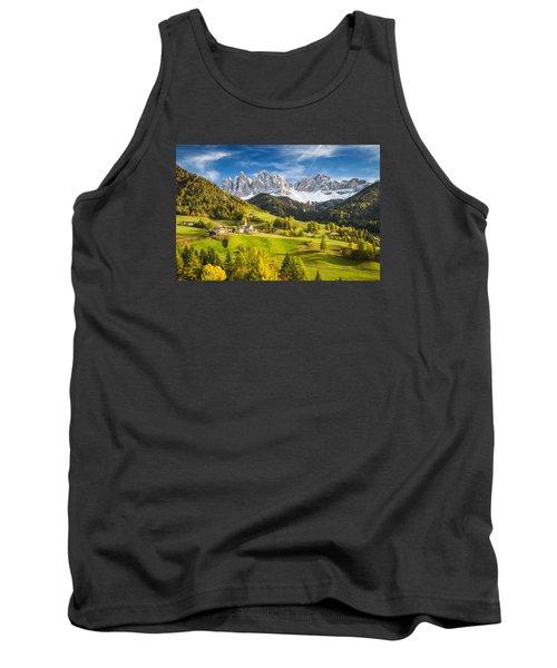 Dolomites Tank Top