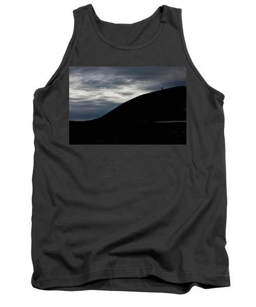 Tank Top featuring the photograph Etna, The Volcano by Bruno Spagnolo
