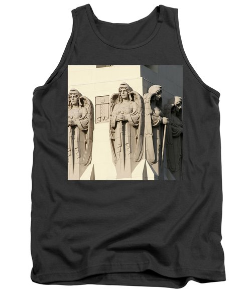 4 Guardian Angels Tank Top