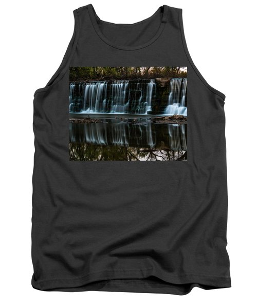 Kansas Waterfall Tank Top by Jay Stockhaus