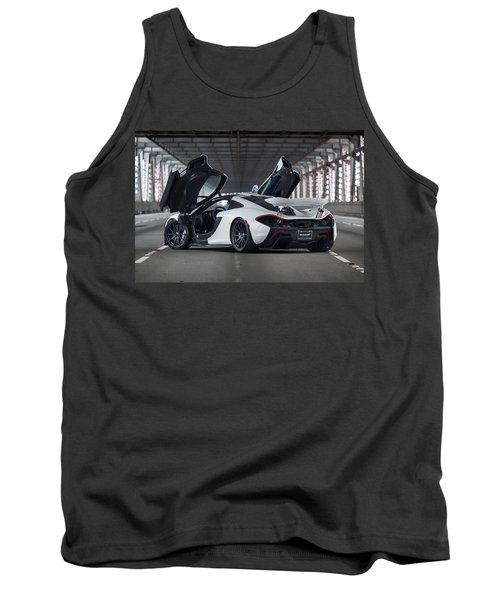 Tank Top featuring the photograph #mclaren #p1 #print by ItzKirb Photography