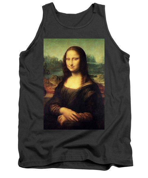 Mona Lisa Tank Top