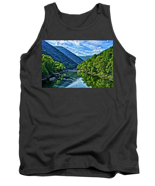 New River Gorge National River Tank Top