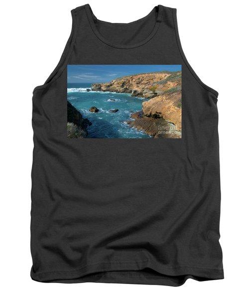 Point Lobos Tank Top by Glenn Franco Simmons