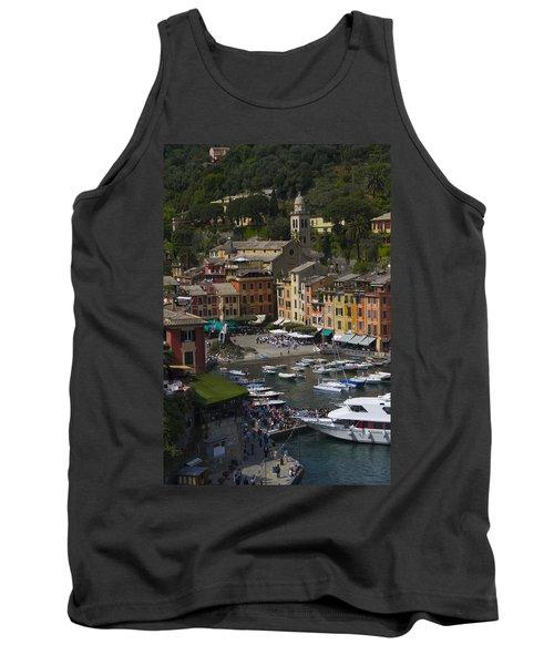 Portofino In The Italian Riviera In Liguria Italy Tank Top