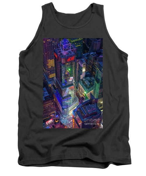 4 Times Square Tank Top