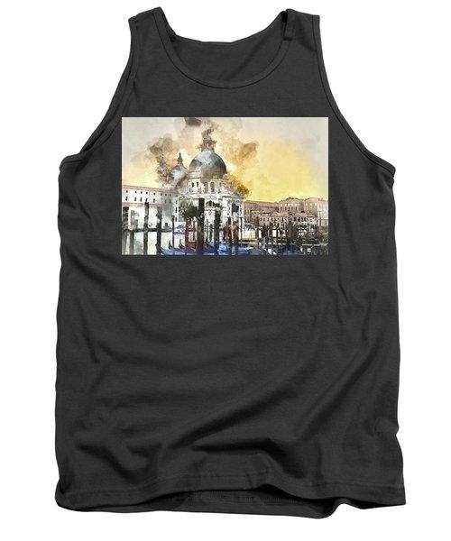 Venice Italy Tank Top