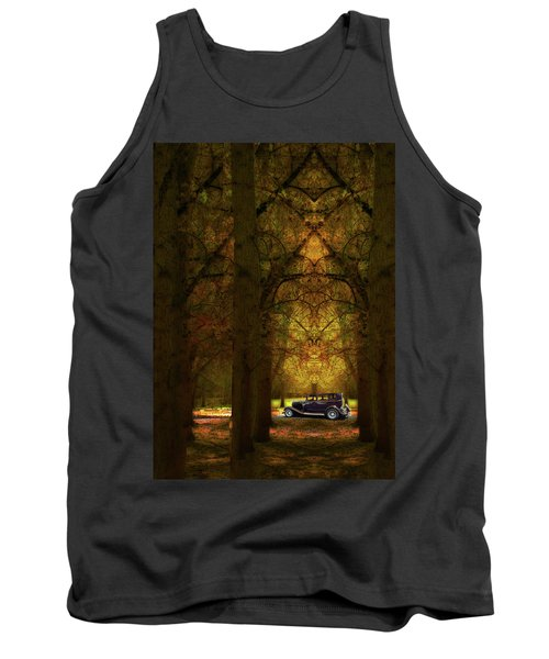Tank Top featuring the photograph 4390 by Peter Holme III