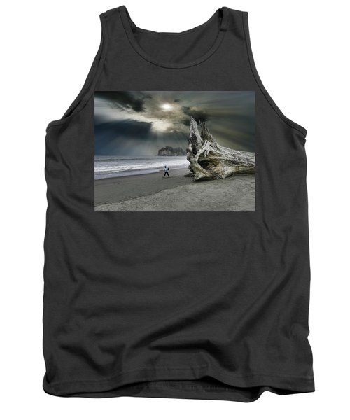 Tank Top featuring the photograph 4392 by Peter Holme III
