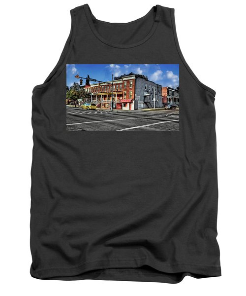 43rd Street And York Road Tank Top